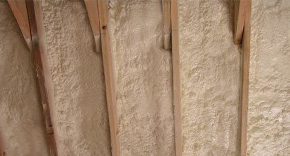 closed-cell spray foam for Ottawa applications