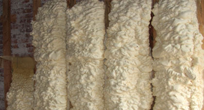 open-cell spray foam for Ottawa applications