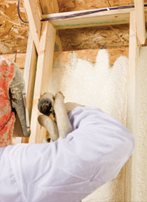 Ottawa Spray Foam Insulation Services and Benefits