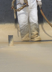 Ottawa Spray Foam Roofing Systems